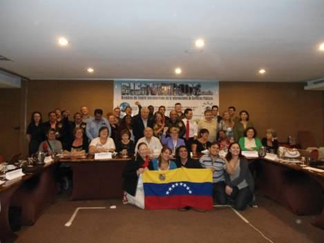 Junto a Luis Lara del Sindicato Nacional de Salud de Guatemala y el Frente Nacional de Lucha