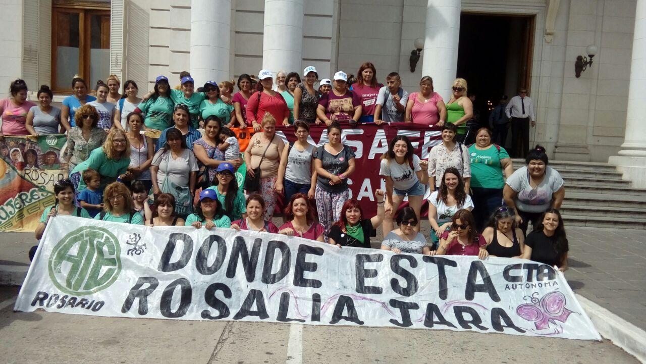Siprus en Santa Fe por la licencia laboral por violencia de género