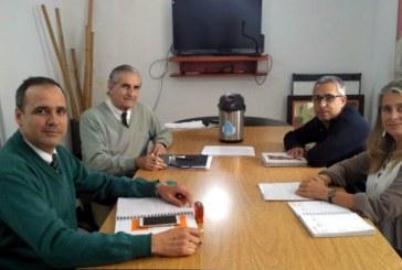 Reunión con autoridades de ASSAL