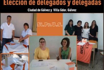 Elección de delegados y delegadas