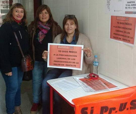 Elección de delegados en San Lorenzo. Seguimos avanzando!!!!!