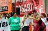 SIPRUS exigió en la calle reapertura ya de paritarias