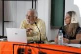Oscar Feo Istúriz disertó sobre sistemas de salud en Rosario