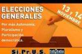 ELECCIONES SIPRUS: FUERTE RESPALDO A LA CONDUCCIÓN NARANJA