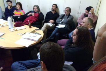 Gremios exigen audiencia pública por la Ley de Riesgos de Trabajo