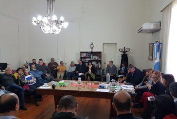 REUNIÓN CON EL MINISTERIO POR LA MIGRACIÓN AL NUEVO HOSPITAL ITURRASPE