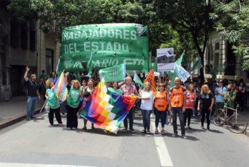 SIPRUS realizó Asamblea en el Hospital Provincial de Rosario y luego movilizó