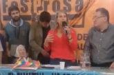 María Fernanda Boriotti fue electa presidenta por el Congreso de FeSProSa-CTA-A