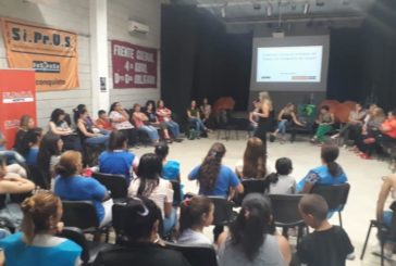 Conversatorio de Mujeres en Reconquista. Enriquecedora jornada