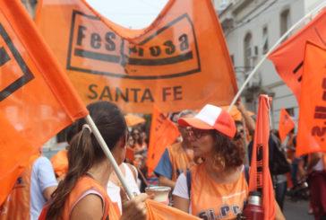 SIPRUS participó del masivo acto en Santa Fe