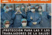 Martes 28 de Abril - Día mundial de la Salud y Seguridad en el Trabajo