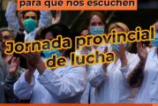JUEVES 7 DE MAYO JORNADA PROVINCIAL DE LUCHA