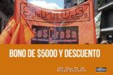 BONO DE $5000 Y DESCUENTO