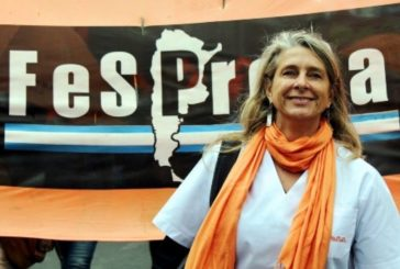 EN LA PANDEMIA LA FESPROSA ESTÁ AL FRENTE DE LA AGENDA DE LXS TRABAJADORXS DE LA SALUD
