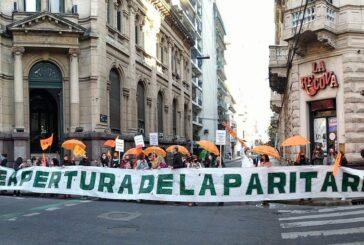 Paro provincial y manifestación en Rosario