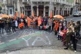 SIPRUS protestó en diversos puntos de la provincia