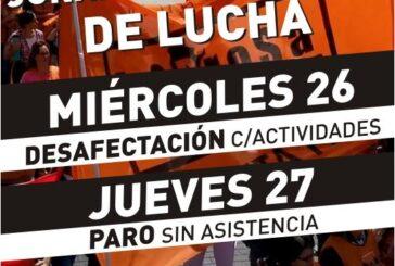 RESULTADO VOTACIÓN: JORNADA 48 HS con PARO EL JUEVES 27