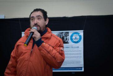 SIPRUS repudia la detención de Leandro Goldsack