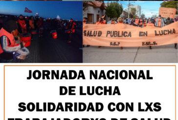 JORNADA NACIONAL DE LUCHA