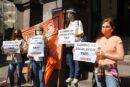 SIPRUS realizó una Jornada Provincial de Protesta