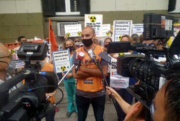 SIPRUS se manifestó en su Jornada Provincial de Lucha