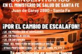 LUNES 1º - CONCENTRAMOS   ¡POR EL CAMBIO DE ESCALAÓN!