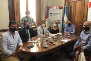 SiPrUS realizó reuniones con los distintos bloques de diputados y senadores provinciales